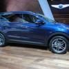 Hyundai Limited at Chicago Auto Show exterior