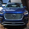 Hyundai Limited at Chicago Auto Show front grille