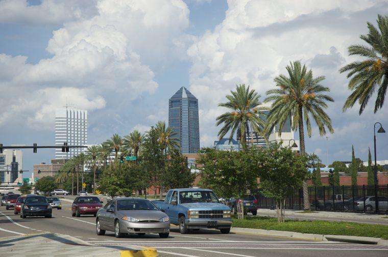 Jacksonville Florida Traffic