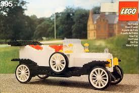 LEGO Rolls Royce Set 395