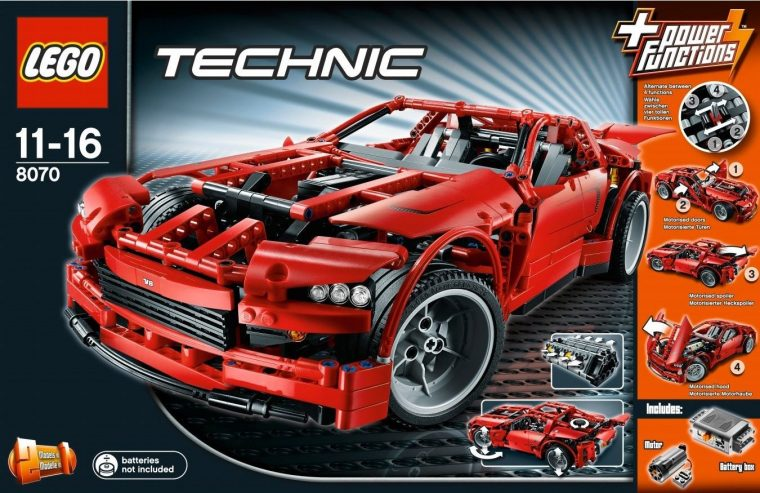 LEGO Supercar Set 8070