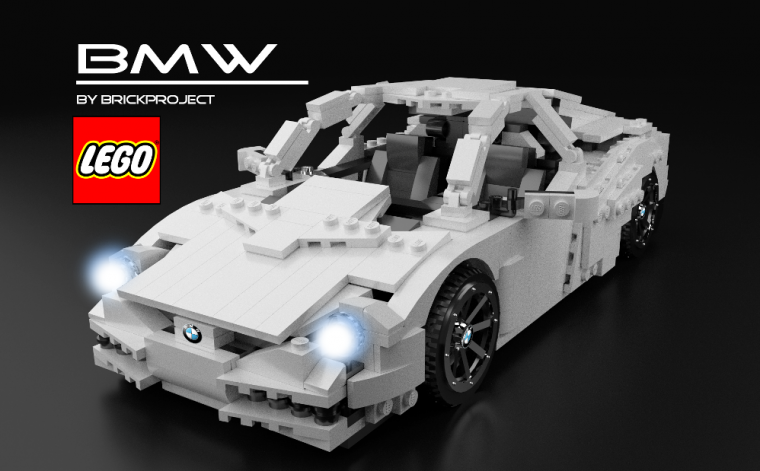 Lego Ideas BMW - BrickProject