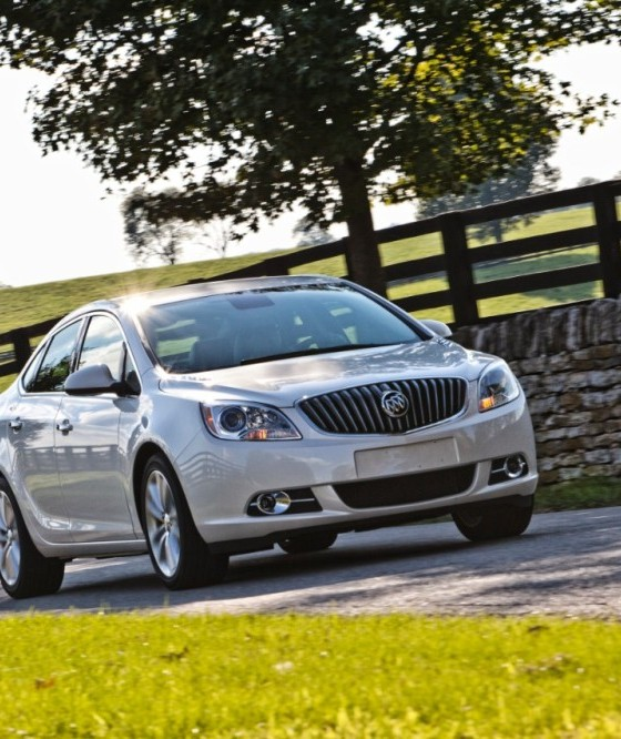 2016 Buick Verano Earns KBB.com 5-Year Cost To Own Award