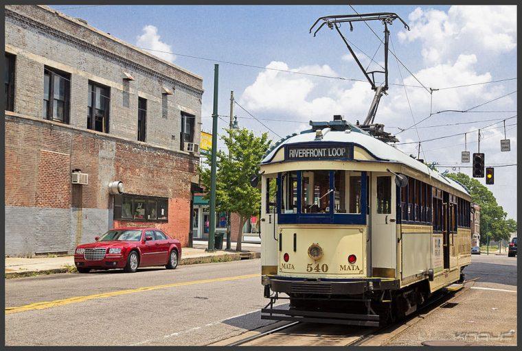 Memphis Tennessee Tram