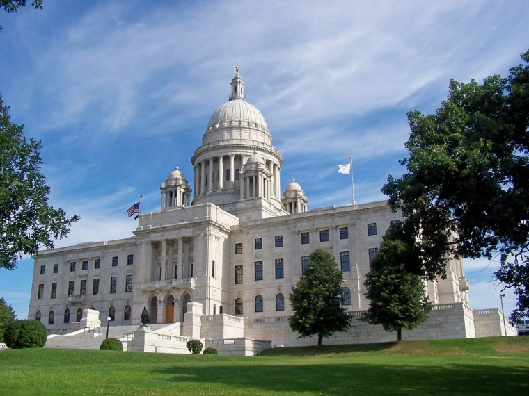 Providence, Rhode Island Capitol Building