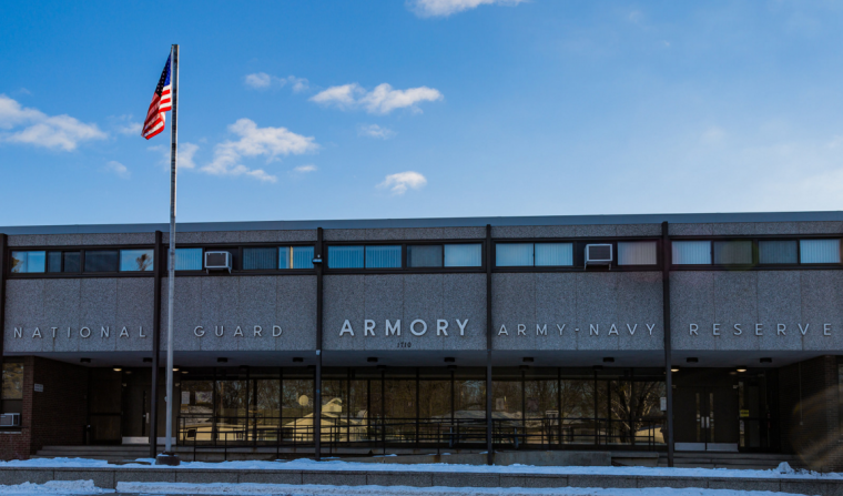 St Cloud Minnesota Armory