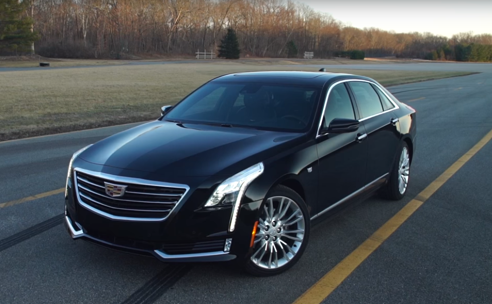 Consumer Reports Praises the 2016 Cadillac CT6 | The News ...