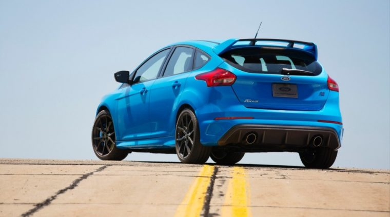 The 2016 Ford Focus is available in either sedan or hatchback model and features a starting MSRP of $17,225