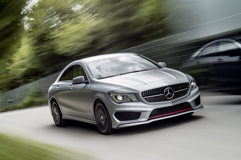 2016 mercedes benz cla overview the news wheel