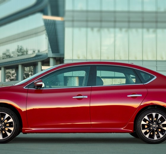 2016 nissan sentra overview the news wheel. Black Bedroom Furniture Sets. Home Design Ideas