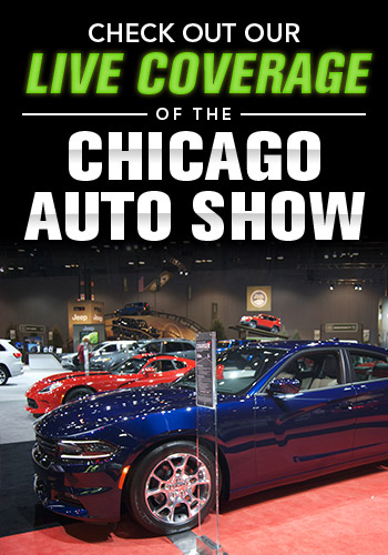The News Wheel Chicago Auto Show Live Coverage