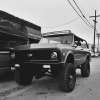 Blink 182 drummer Travis Barker has shared a photo of his newly finished custom Chevy K5 Blazer