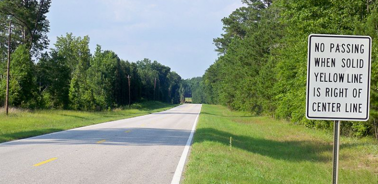 US 431 Highway Alabama