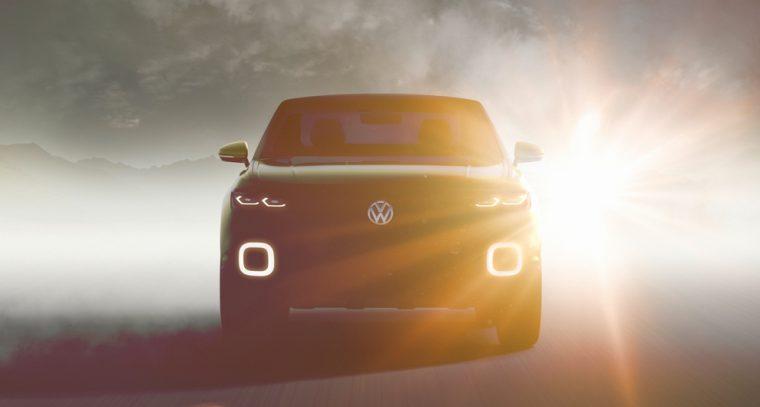 Geneva Motor Show VW SUV Concept