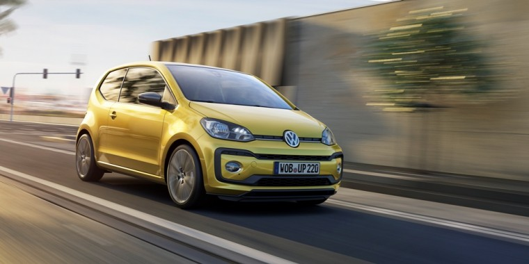 The Volkswagen up!