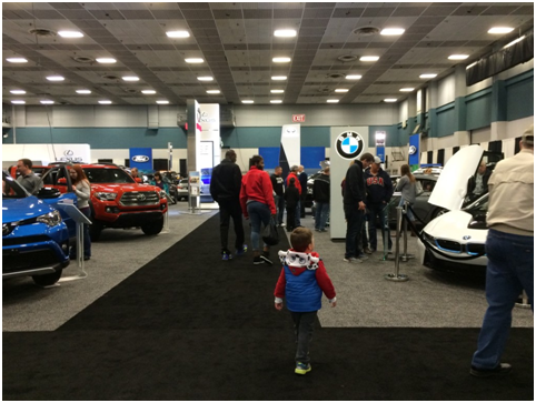 car shows for kids