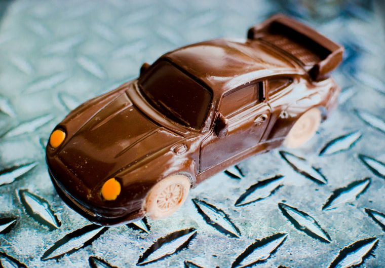 chocolate car candy