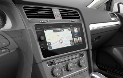 2016 VW e-Golf Navigation