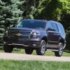 The 2016 Chevy Tahoe has fuel economy of 16 mp in the city and 23 mpg on the highway