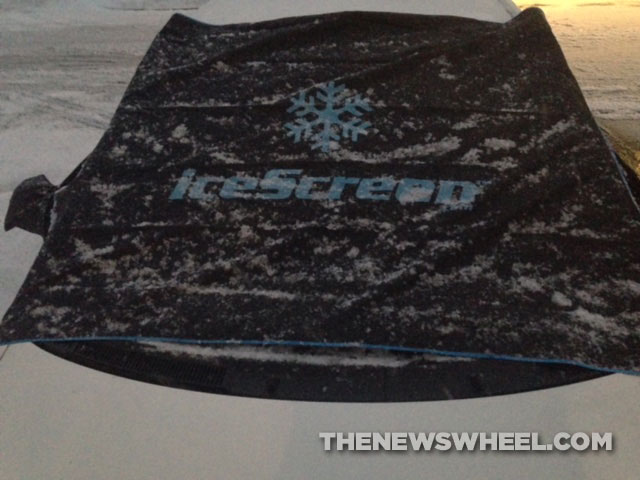 iceScreen Magnetic Windshield Cover
