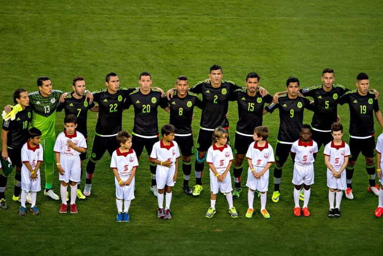 Mexican Football Team
