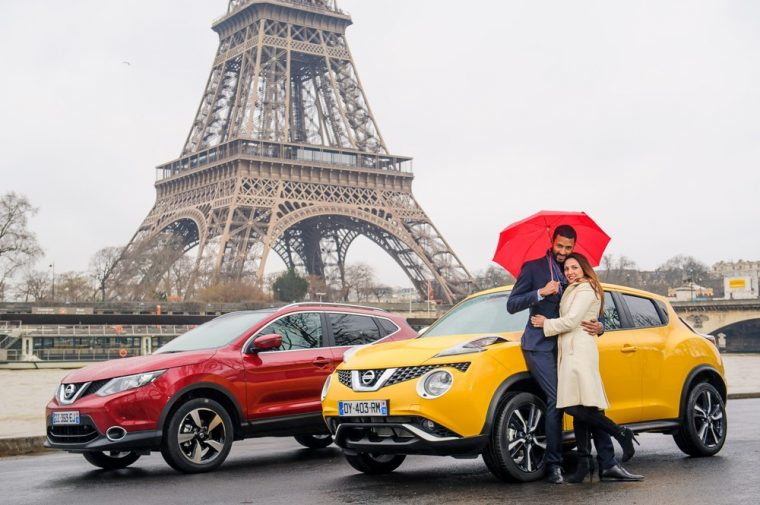 Nissan Vehicles in Paris