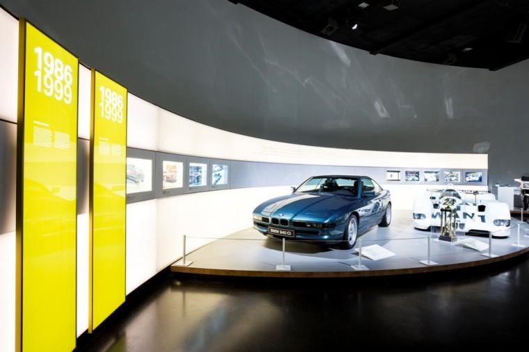 BMW Museum Munich 100 Years