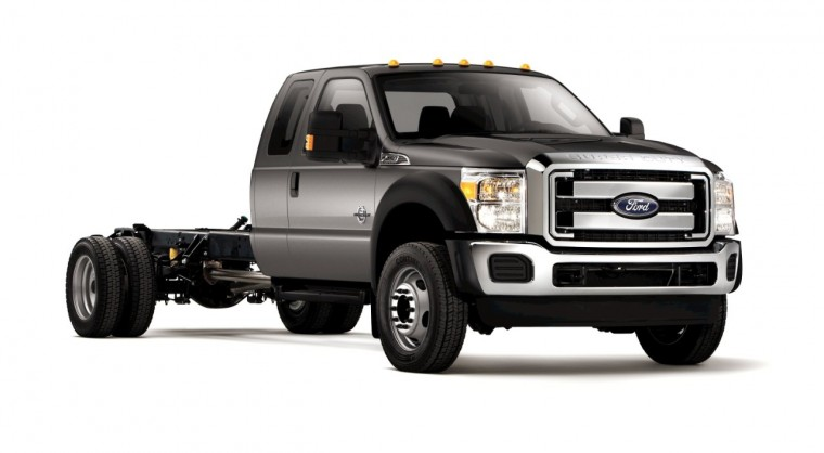 2016 Ford Super Duty F-450 Chassis Cab