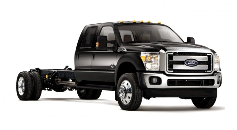 2016 Ford Super Duty F-550 Lariat