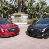 The new Black Chrome package will be offered for the ATS coupe and sedan, as well as the mid-size CTS sedan