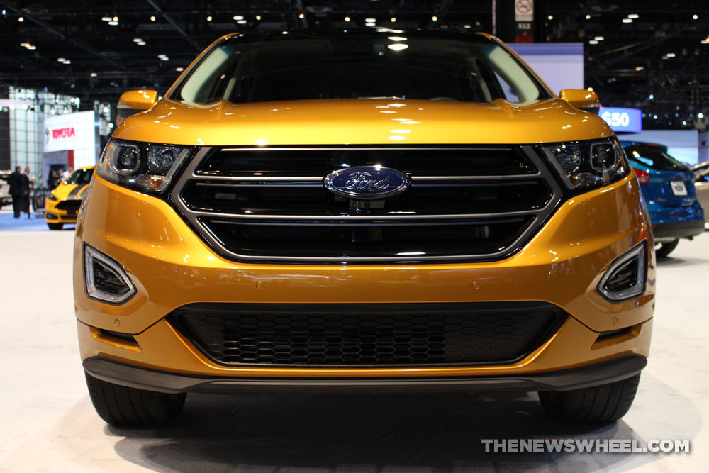 2016 ford edge sport awd the news wheel. Black Bedroom Furniture Sets. Home Design Ideas