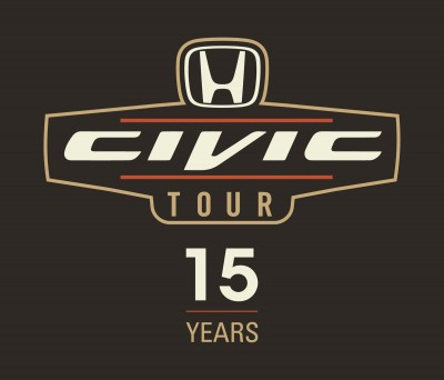 2016 Honda Civic Tour logo