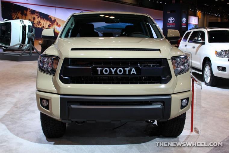 2016 Toyota Tundra CAS