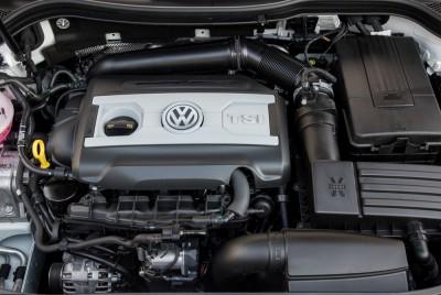 2016 Volkswagen CC Engine