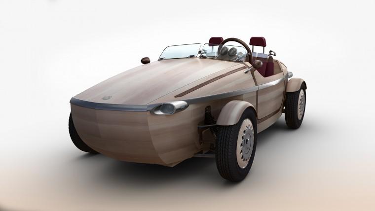 Toyota Setsuna EV concept