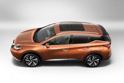 2016 Nissan Murano top
