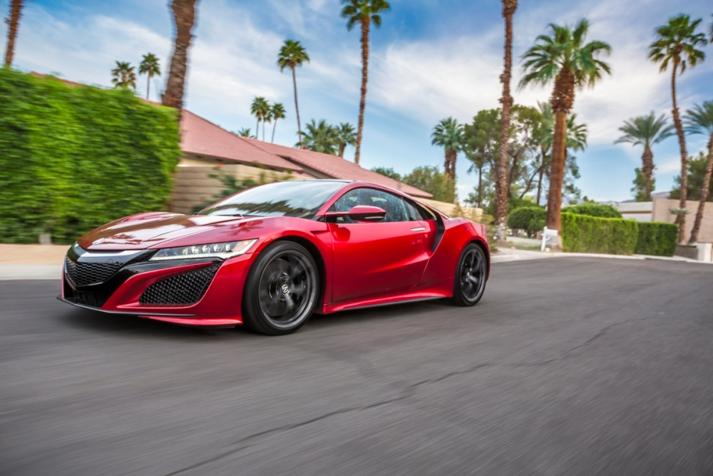 2017 Acura NSX Overview - The News Wheel