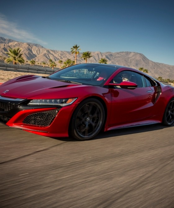 """Green Car Journal"" Names 2017 Acura NSX Its Luxury Green"