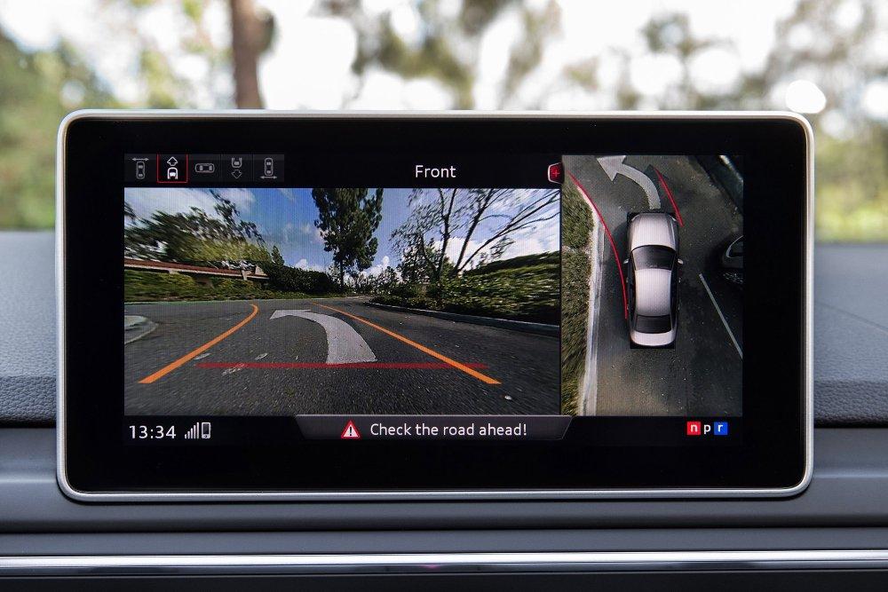 2017 Audi A4 Mmi Display The News Wheel