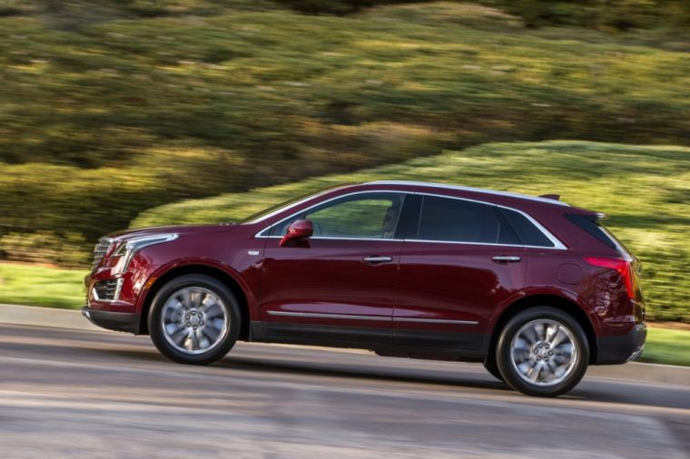 2017 Cadillac Xt5 Overview The News Wheel