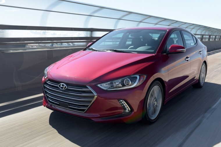 2017 Hyundai Elantra awards