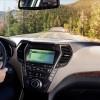 2017 Hyundai Santa Fe Model Overview dashboard