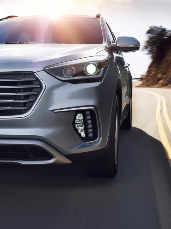 2018 Hyundai Santa Fe Sport Overview - The News Wheel