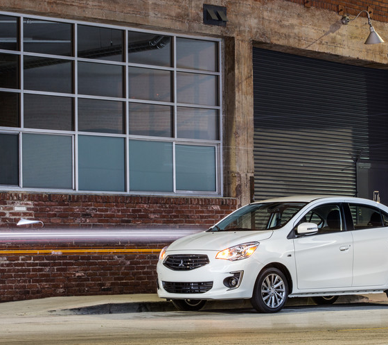 2017 Mitsubishi Mirage Camshaft: 2017 Mitsubishi Mirage G4 Shows Off Spunky Spirit At 2016