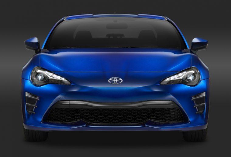 2017 Toyota 86 NYIAS