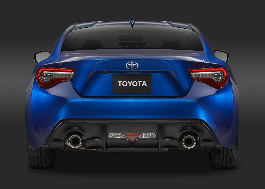 Pebble Beach Car Show >> Scion FR-S vs. Toyota 86: What's Changing? | The News Wheel