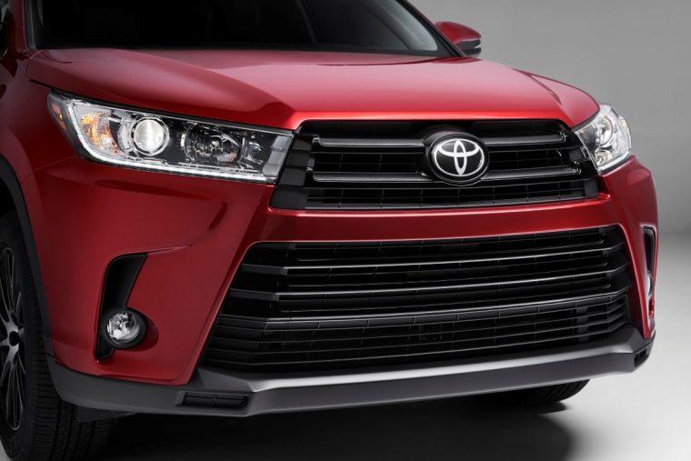2017 Toyota Highlander NYIAS