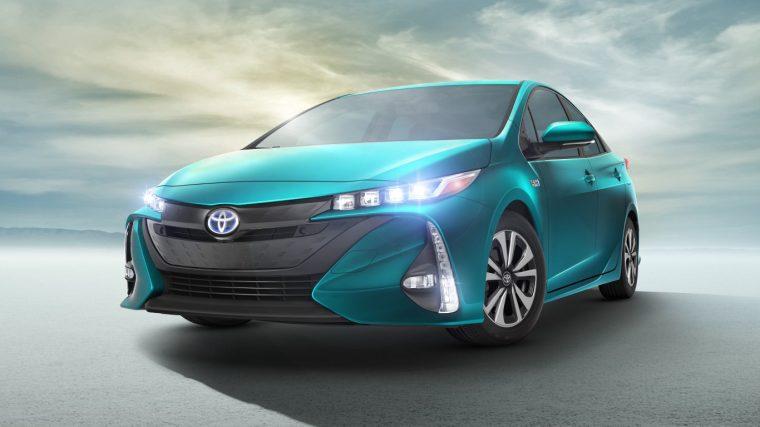 2017 Toyota Prius Prime NYIAS