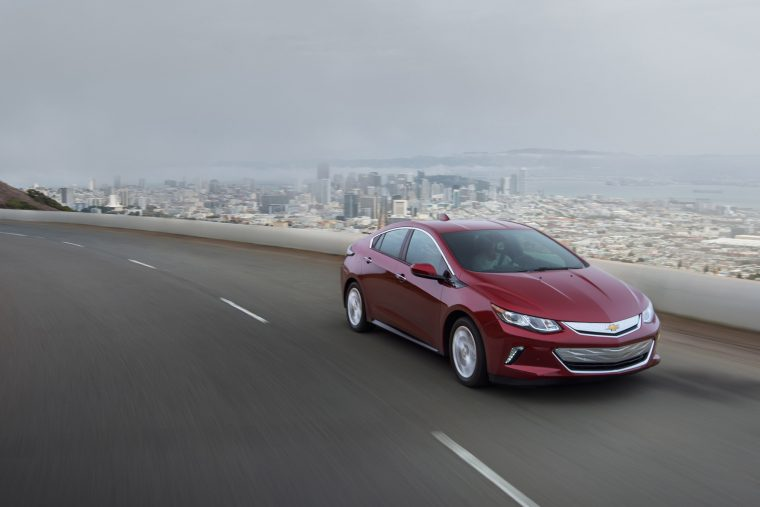 Once The Pinnacle Of Gm S Electric Hybrid Technology Volt Might Be Facing Its Last Few Years Production