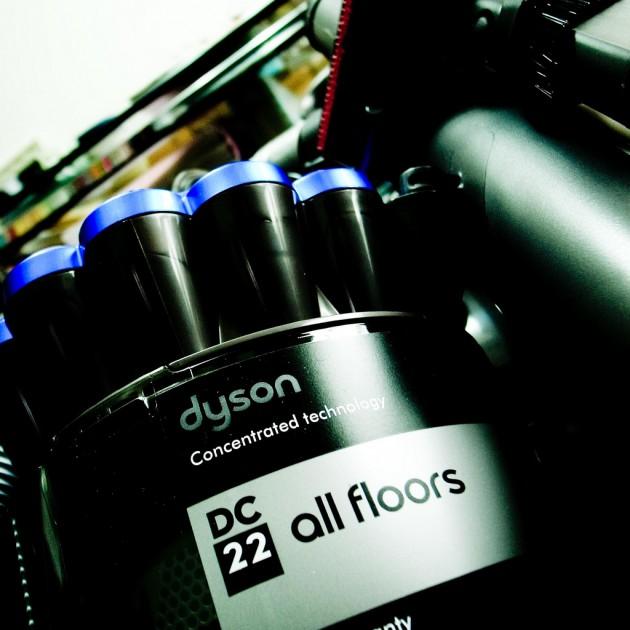 Dyson motor